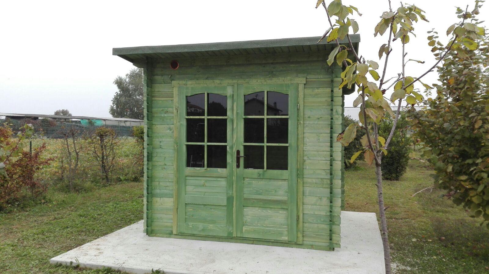 Soppalco In Legno Per Esterno casette da giardino esterne